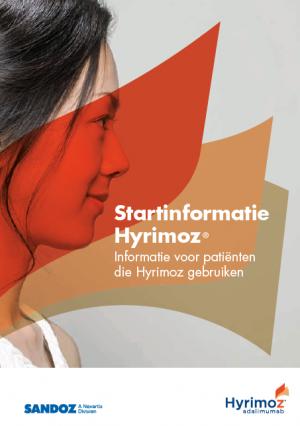Hyrimoz startinformatie mapje voor patienten