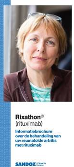 Rixathon patientenfolder RA