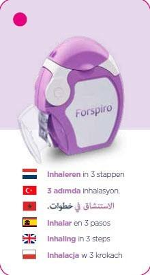 Talenwaaier Airflusal Forspiro