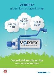 Vortex Patientenfolder